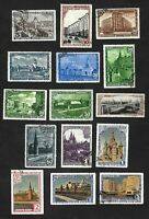 Russia 1947 Founding Of Moscow 800th Anniversary ... complete set ... Sc.1132-46