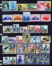 Multiple Sammarinese Stamps