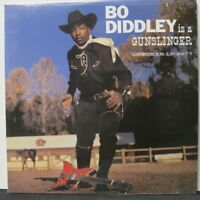 BO DIDDLEY 'Is A Gunslinger' Vinyl LP NEW/SEALED