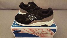 New balance MT580MBK-Negro/Gris/Blanco-UK 10-pantalón FIEG NB