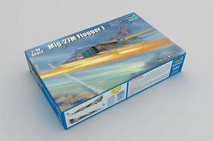Trumpeter 05803 1/48 Mig-27M Flogger J 17 Plastic Model Kit*
