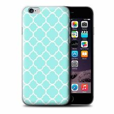 Aqua Cases, Covers and Skins for Apple Phones