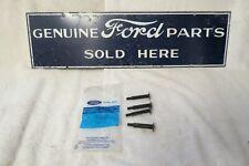 OEM NEW 4 pcs 2000-2004 Ford Focus Kick Panel Retainer W701254-SZUT7 #744