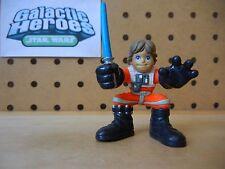 Star Wars Galactic Heroes LUKE SKYWALKER X-Wing Pilot w/ Lightsaber