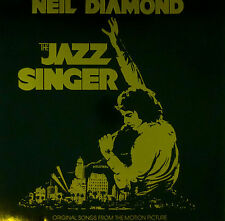 """Neil Diamond - The Jazz Singer - 12"""" LP - C244 - washed & cleaned"""