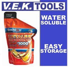 EXCISION METALIUM XDP1000 SOLUBLE CUTTING COOLANT FLUID - 1 LITRE MAKES 20L
