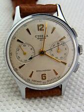 Armband-Chronograph russisch Strella 3017 Venus 150 kyrillisch