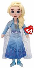 TY Elsa With Sound Frozen 2 Beanie Plush 40cm
