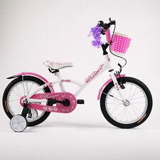 "16ROS-ROS Kinderfahrrad 16"" Zoll Kinderrad Fahrrad Rad Bike Spielrad Kinder"