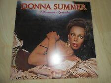 Donna Summer   I Remember Yesterday  1970 Vinyl LP     Love's Unkind