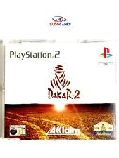 Dakar 2 Promo EUR PS2 Retro Playstation Videojuego Videogame Perfecto Mint State