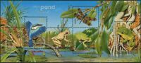 Australia 1999 SG1913 Small Pond Life MS MNH