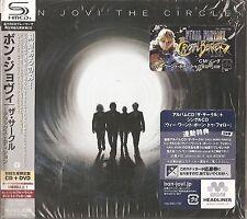 BON JOVI CD/DVDThe Circle [Deluxe Edition] set Japan UICL-9080 SHM-CD-EUROPE