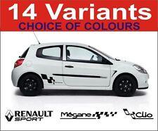 RENAULT CLIO MEGANE 172 182 Renault Sport pegatina con imagen