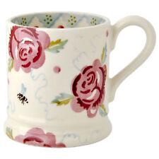Earthenware Floral Mugs