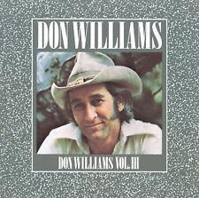 Volume 3, Williams, Don, Good