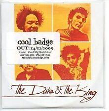 (986Z) The Duke & The King, The Morning I Get...  DJ CD