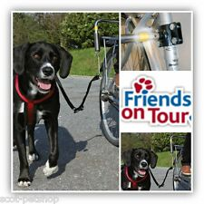 NEW Dog Lead Deluxe Bike Distance Keeper For Dogs