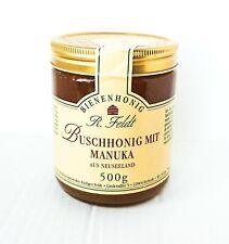 Busch Honig mit Manuka Neuseeland 100% naturreiner Wildhonig 500g NEU IM ANGEBOT