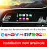 CarPlay Navigation Caméra inversée Interface Audi A4 B8 2007-15 CONCERT GPS MMI