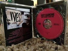 Joey Ramone - Dont Worry About Me DVD-Audio 5.1 Surround