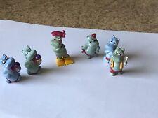 "Ü Eier Figuren "" Happy Hippos "" 1988"