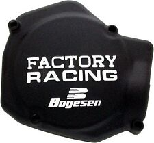 Boyesen Factory Ignition Cover Black Honda CR125R CR125 R 1988-2007 SC-01AB