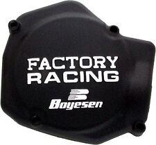 Boyesen Factory Ignition Cover Black Honda CR125R CR125 R 1988-2007 SC-01AB