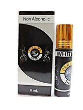 WHITE OUDH  8ml.Fragrance Perfume Attar oil-Roll on.Premium blend from India.l