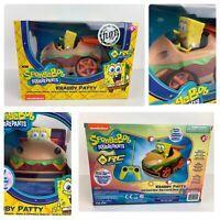 Nickelodeon SpongeBob Squarepants Krabby Patty Wagon RC Vehicle w/ Remote New