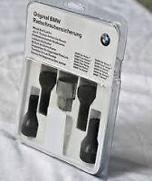 Alloy Wheel Lock Nut Set Genuine BMW F30 3 Series F20 F10 X1 X3 X5 36136792851
