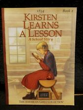 🔥Kirsten Learns a Lesson: A School Story (An American Girl: Book 2- Janet Shaw