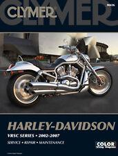 CLYMER REPAIR MANUAL Fits: Harley-Davidson VRSCSE CVO/Screamin Eagle V-Rod,VRSCA