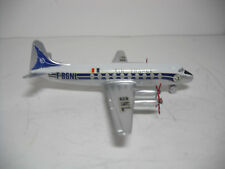 MECCANO DINKY TOYS #706-G VICKERS VISCOUNT Air France AIRLINER RESTORED . NM