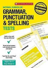 Grammar, Punctuation and Spelling Test - Year 6 (National Curriculum SATs Tests)