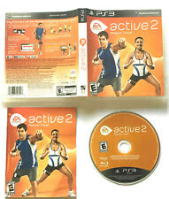 EA Sports Active 2 Sony PlayStation 3 PS3 Complete Personal Trainer Video Game