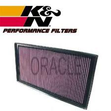 K&N HIGH FLOW AIR FILTER 33-2912 FOR MERCEDES-BENZ VITO BUS 122 CDI 224 HP 2010-