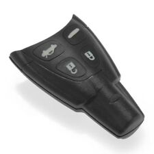 Housse Etui Coquille ABS Cle + 4 Bouton de voitures SAAB 9-3 9-5 V9C8