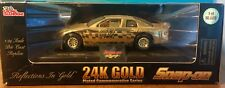 24k Gold Plated Series Snap On Nascar #98 Replica Team Monte Carlo Used