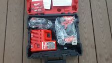 """Milwaukee 2760-20 SURGE M18 Fuel 1/4"""" Hex Hydraulic Driver With 2.0 Battery Char"""