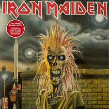 Iron Maiden [LP] by Iron Maiden (180g Vinyl, Sep-2014, Sanctuary (USA))