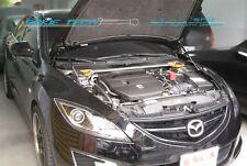 08-12 Mazda6 Mazda 6 GH Ruiyi Sedan Hatchback Black Strut Hood Shock Damper Kit
