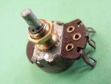 16mm Mini Potentiometer 10K Log 3mm spindle Vintage Volume Control EX02