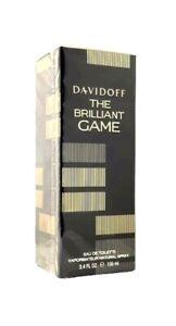 100 ml Davidoff The Brilliant Game EDT (für Herren)