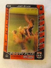 ST.KILDA SAINTS -  Footy Flix Card - Josh Bruce