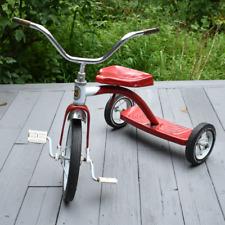 Vintage Roadmaster Red Tricycle - Single Deck 12
