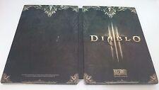 Diablo III (3) : Steelbook Vide/empty [Collector - PS3/Xbox360 - G1]