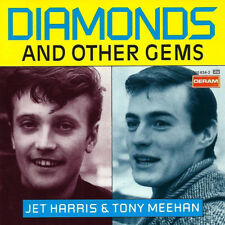 Jet Harris & Tony Meehan - Diamonds And Other Gems / Deram Records CD 1989