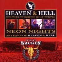 Heaven & Hell - Neon Nights - Live at Wacken CD NEU OVP