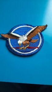 USAF Air Force, 3 inch patch, original, Eagle
